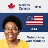 Networking   Mahlena from USA