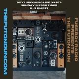 FuseBox Radio #639: DJ Fusion's The Futon Dun Livestream DJ Mix Spring Session #1 (Park Bench Sit Near The Indie Record Store Mix)