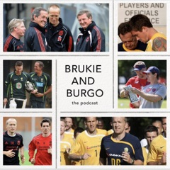 Brukie and Burgo - the podcast