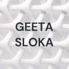 GEETA SLOKA artwork