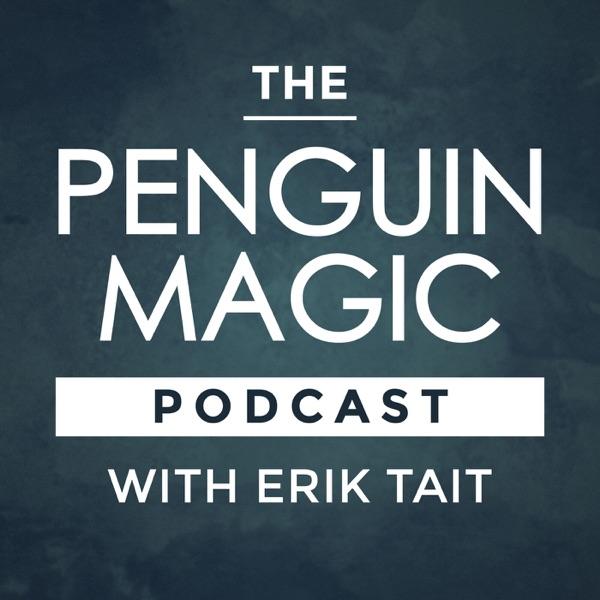 Penguin Magic Podcast Artwork