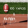 100 Yards & 94 Feet: Hometown Football and Basketball Podcast artwork