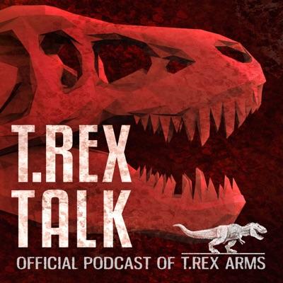 T.Rex Talk:T.Rex Arms
