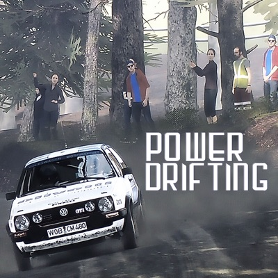 Power Drifting: The Rally Game Podcast
