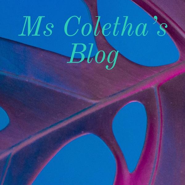 Ms Coletha's Blog Artwork