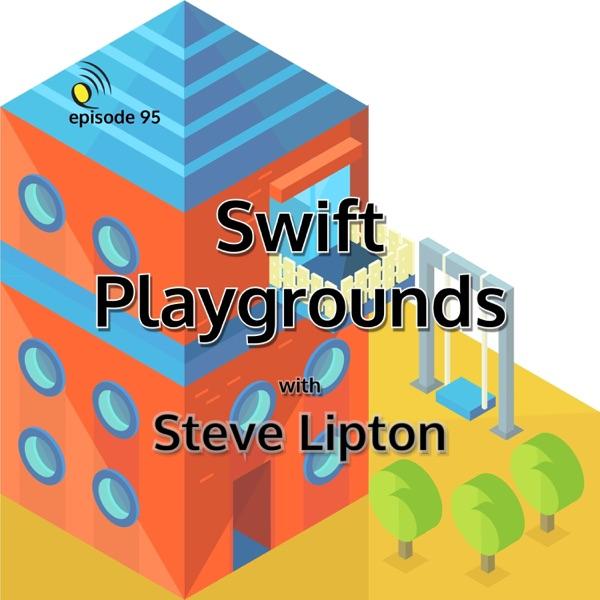 Swift Playgrounds with Steve Lipton thumbnail