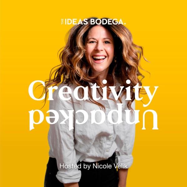 Creativity Unpacked podcast show image