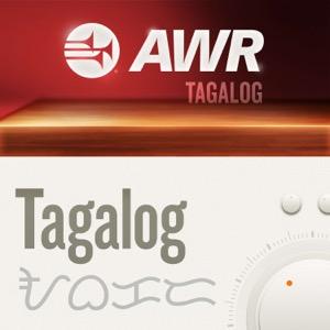 AWR Tagalog / タガログ語 / لغة تغلوغية