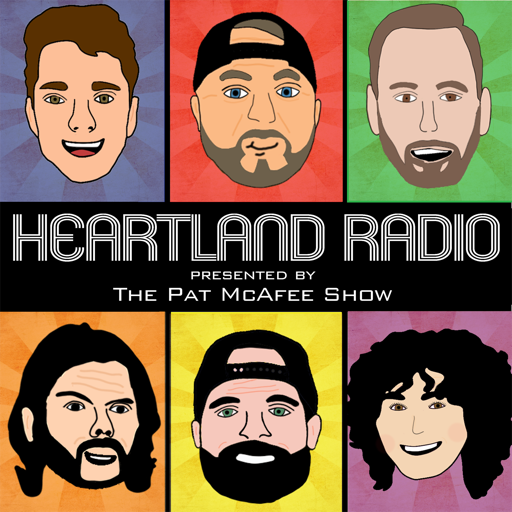 Cover image of Heartland Radio: Presented by The Pat McAfee Show