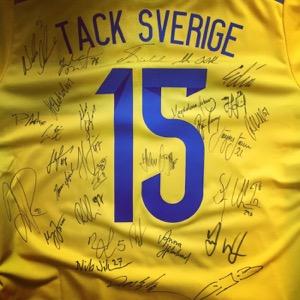 Tack Sverige - De största idrottsprofilerna berättar sin historia