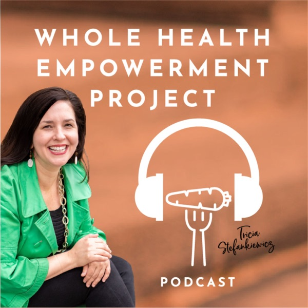 Whole Health Empowerment Project- intuitive eating, weight loss over 40, food freedom, nutrition coa... Artwork