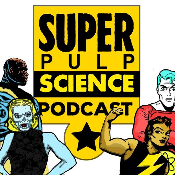 Super Pulp Science Artwork