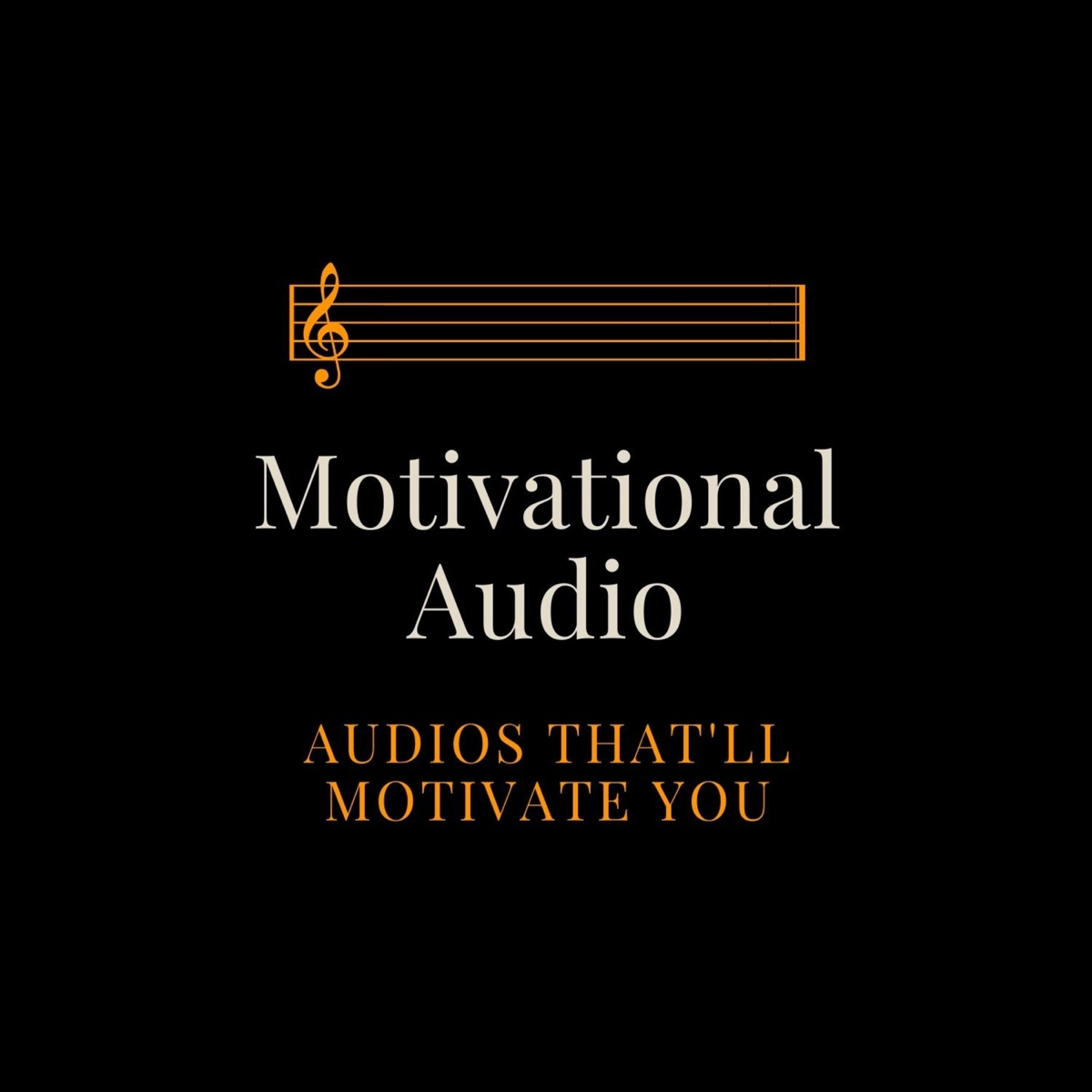 Motivational Audio
