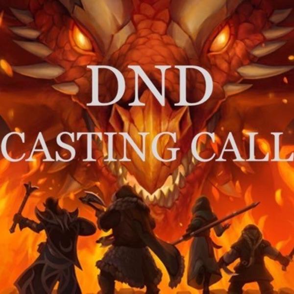 DND Casting call image