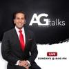 AG TALKS artwork