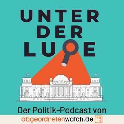Unter der Lupe:abgeordnetenwatch.de