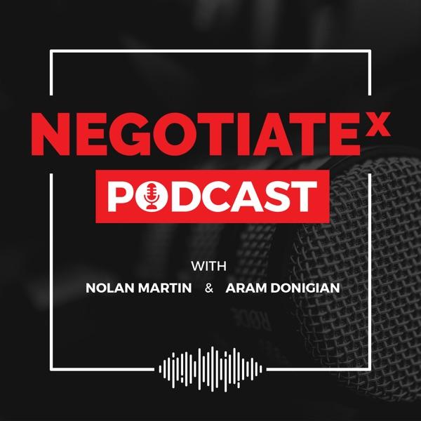 NEGOTIATEx Podcast Artwork