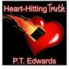P.T. Edwards: Heart-Hitting Truth artwork