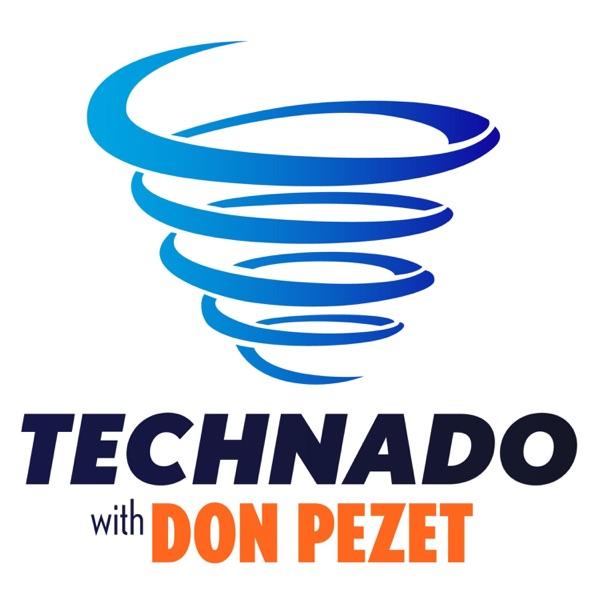 Technado with Don Pezet Artwork
