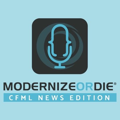 Modernize or Die ® Podcast - CFML News Edition
