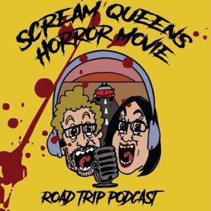 """Scream Queens """"Horror Movie Road Trip"""" Podcast"""