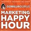 GORILLA GURUS MARKETING HAPPY HOUR artwork