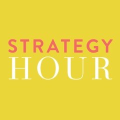 The Strategy Hour Podcast: Online Business   Blogging   Productivity - with Think Creative Collective