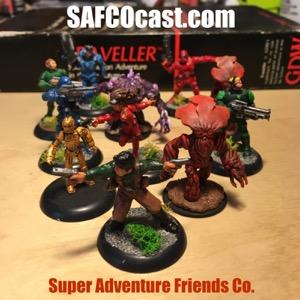 SAFCOcast - a Traveller RPG Podcast