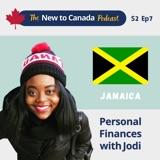Personal Finances   Jodi from Jamaica