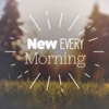 New Every Morning artwork