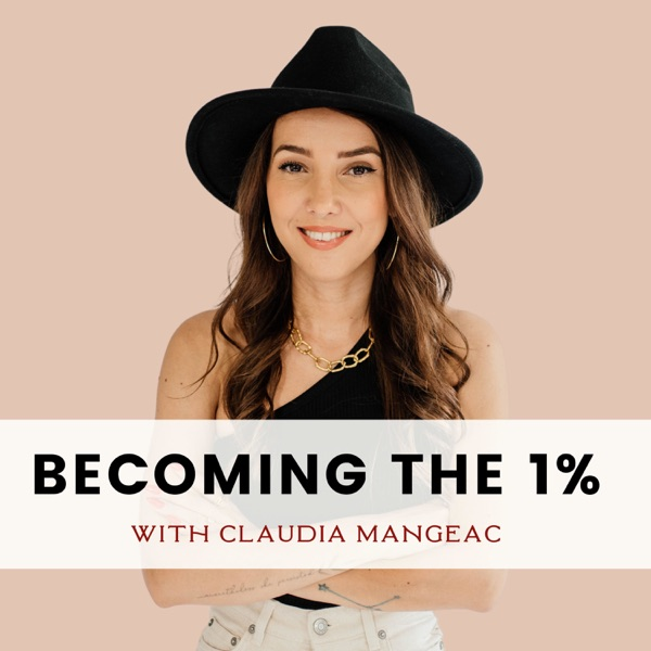 Becoming The 1% podcast show image