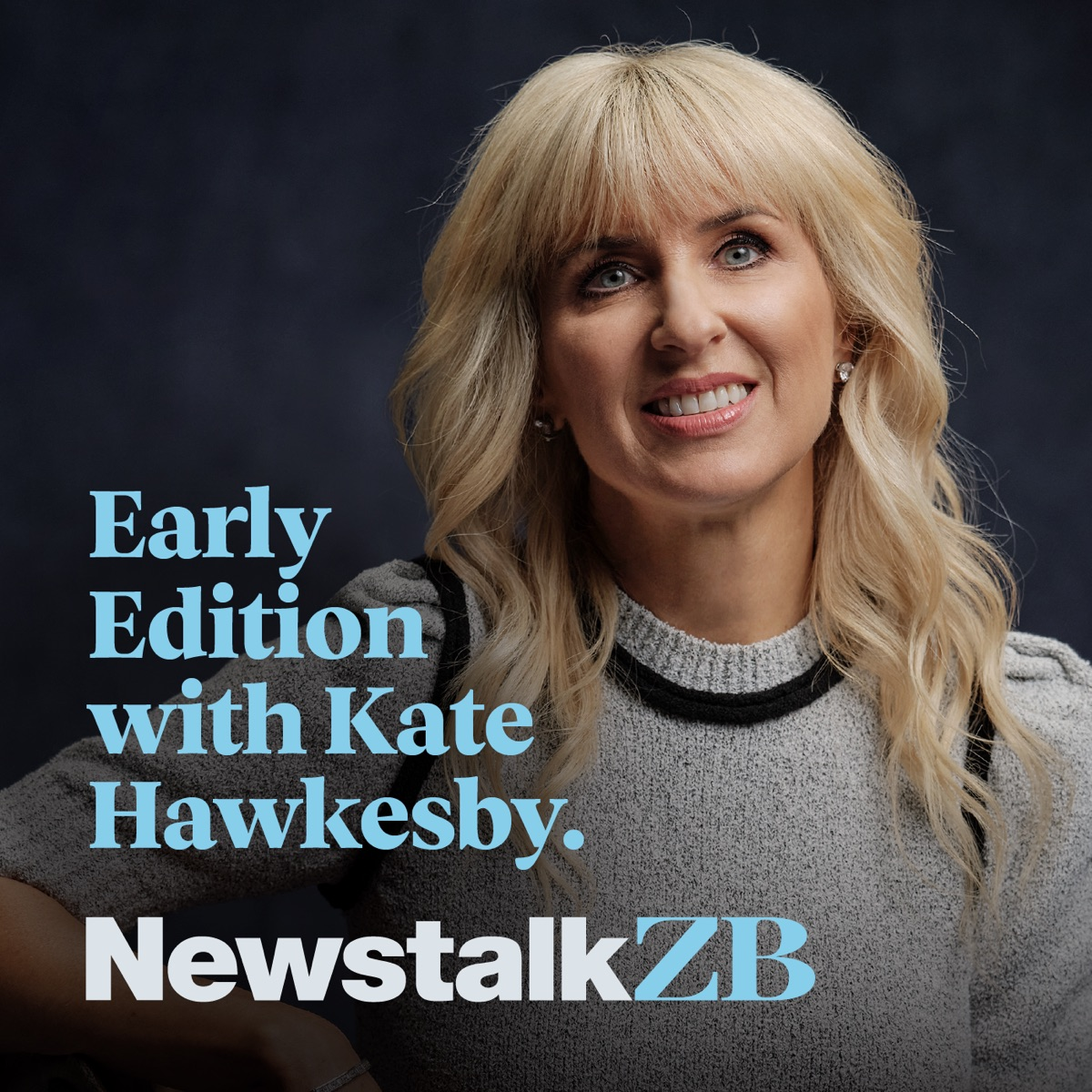 Early Edition with Kate Hawkesby
