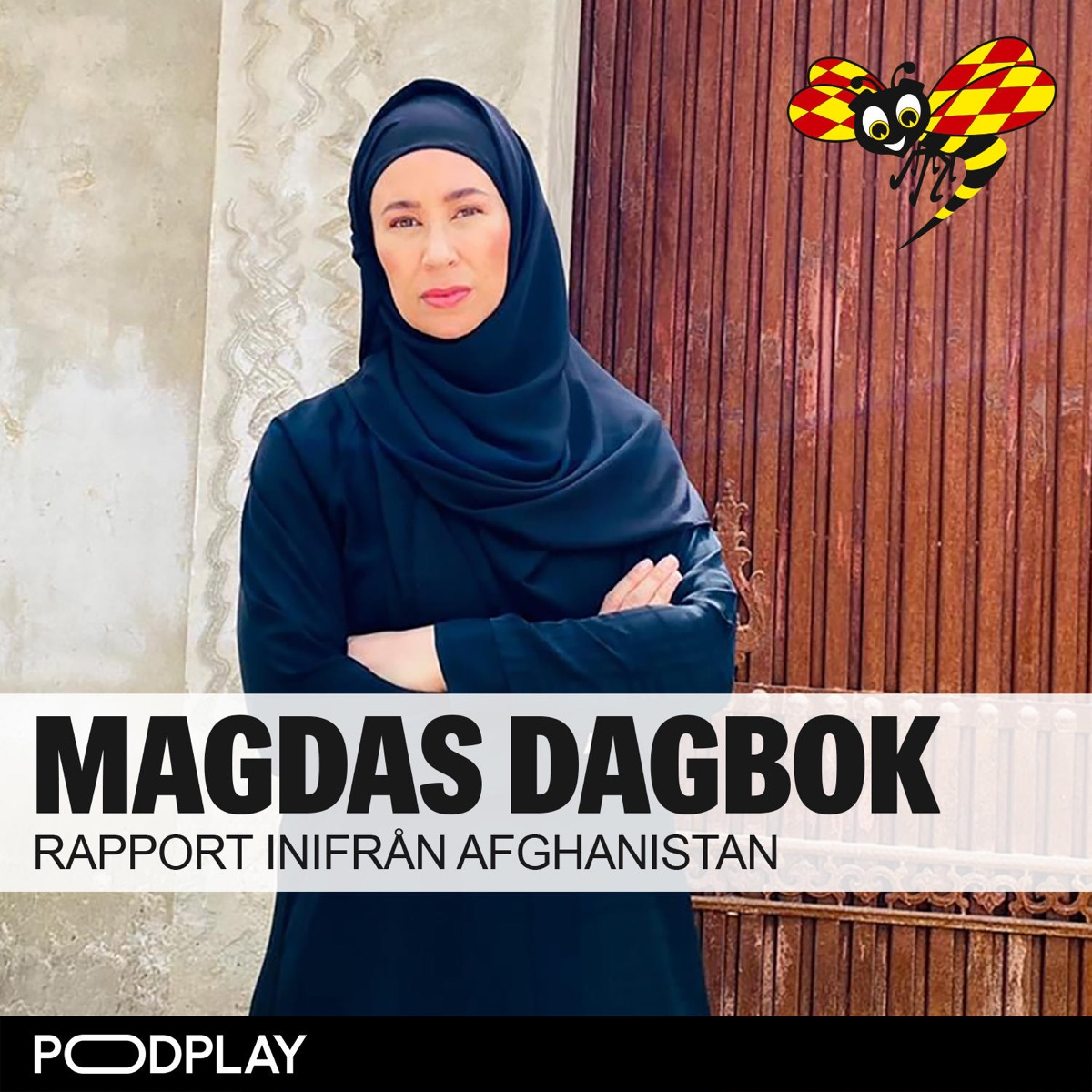 TRAILER: Magdas dagbok - rapport inifrån Afghanistan