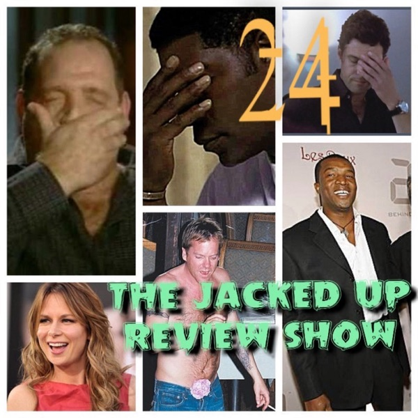 The Jacked Up Review Show Podcast Artwork