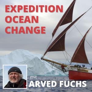 Expedition OCEAN CHANGE mit Arved Fuchs