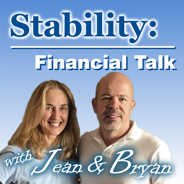 Stability: Financial Talk with Jean and Bryan Artwork