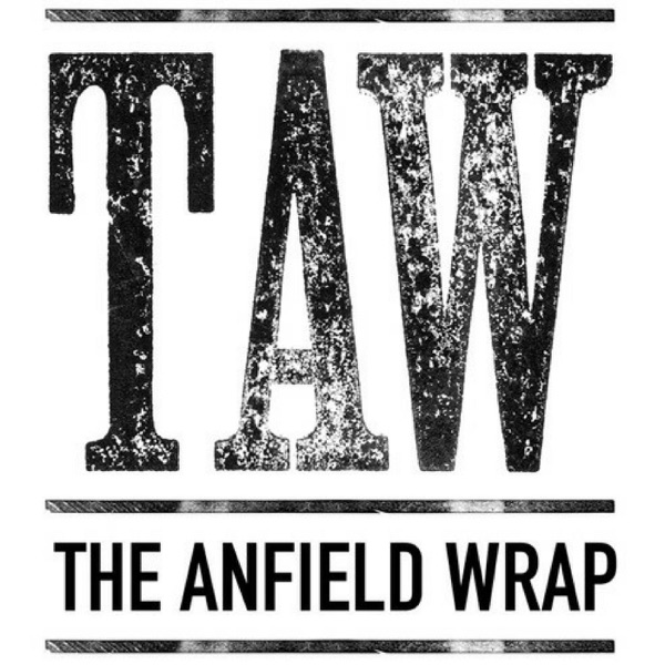 The Anfield Wrap banner backdrop