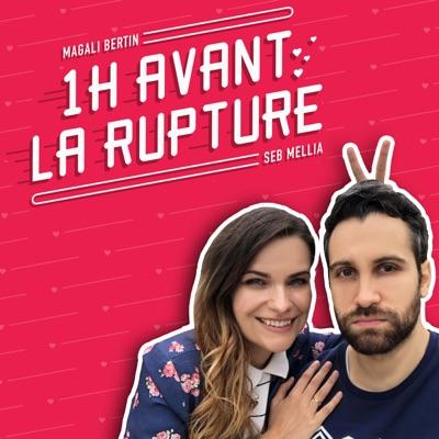 1 heure avant la rupture:Seb Mellia & Magali Bertin