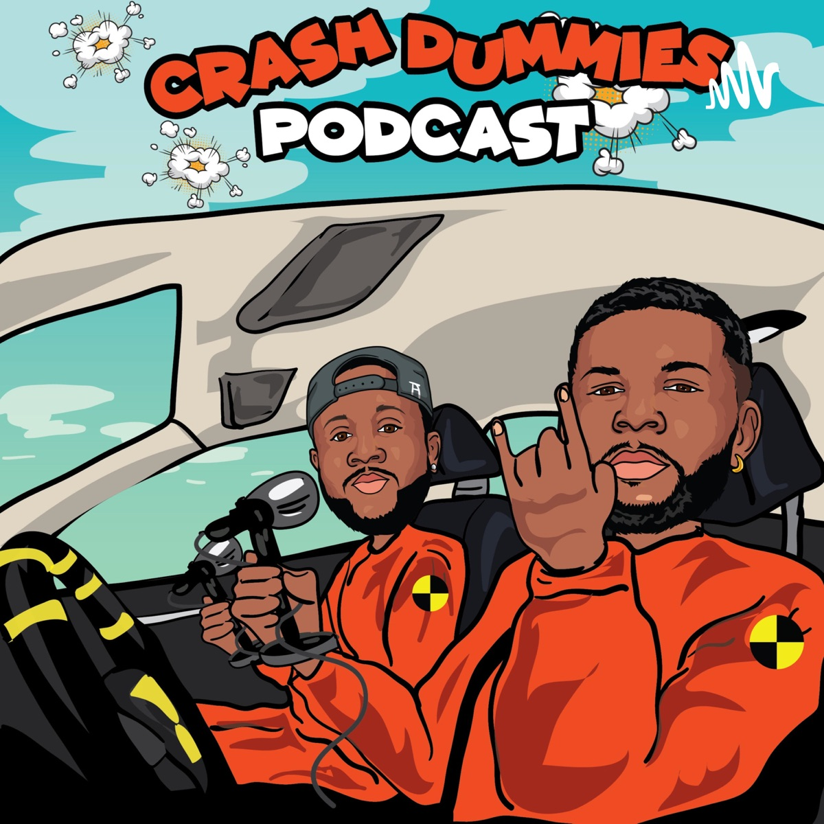 Crash Dummies Podcast with Pat and Mike