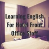 Learning English For Hotel Front Office Staff artwork