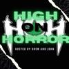 High on Horror artwork