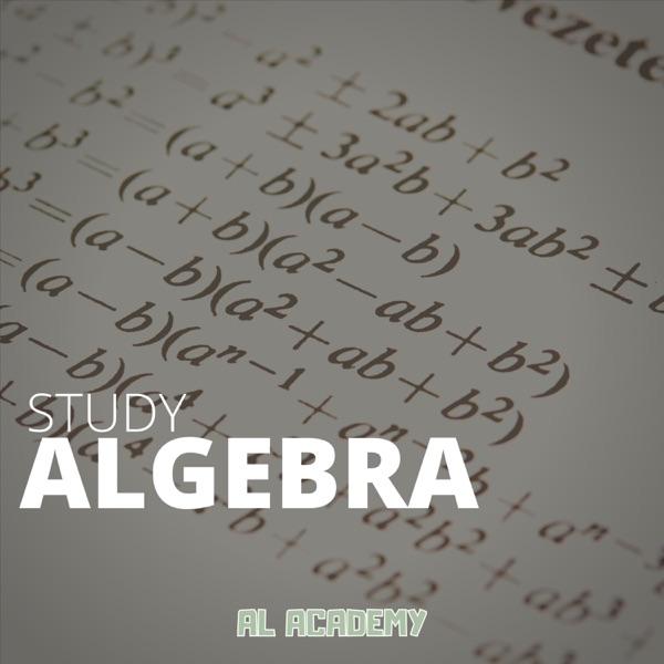 Study Algebra- Math Made Easy! Artwork