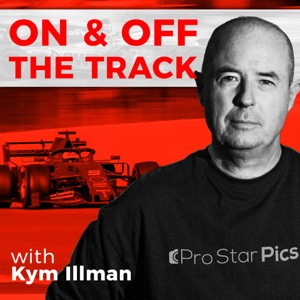 On & Off the Track with Kym Illman