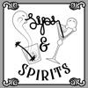 Sips & Spirits artwork