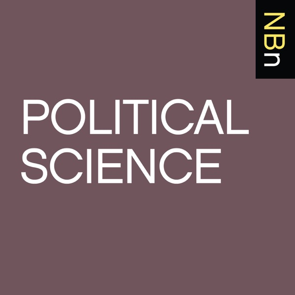 New Books in Political Science Artwork