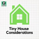 Two tiny house instructors on