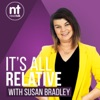 It's All Relative with Susan Bradley artwork