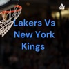 Lakers Vs New York Kings  artwork