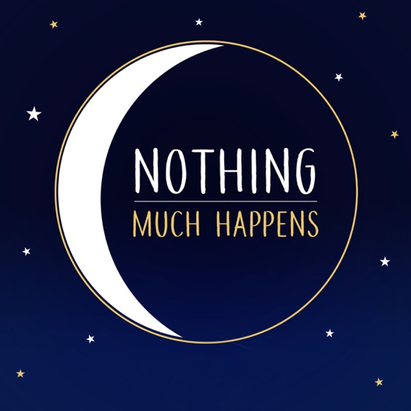 List item Nothing much happens; bedtime stories to help you sleep image