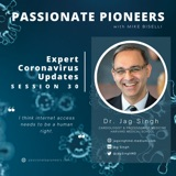 Expert Coronavirus Updates with Dr. Jag Singh | Session 30